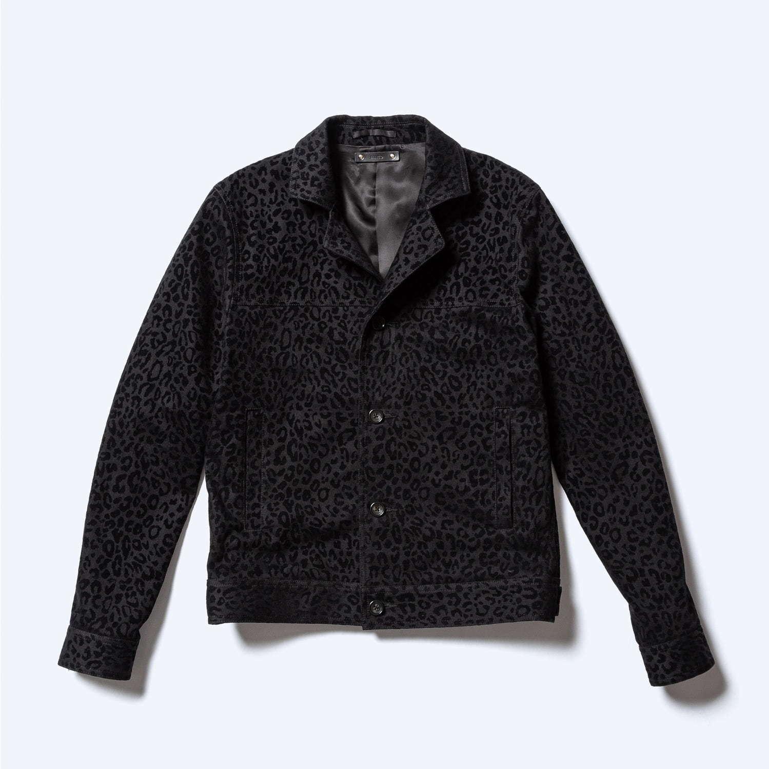 <メンズ>レオパード 4B ジャケット 56,000円+税