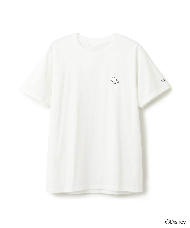 """""""大人のミッキーTシャツ""""ミッキーの手・足・パンツモチーフのパックT、エストネーションで発売 - 写真4"""