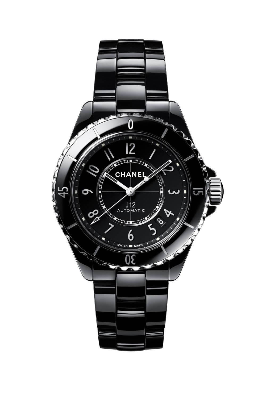 super popular 2f7f8 a2b71 シャネルの人気腕時計「J12」がリニューアル、より滑らかな ...