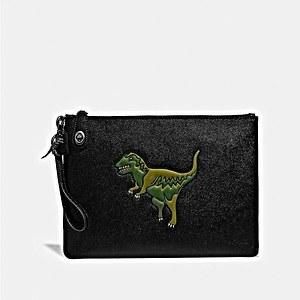 online retailer 7acfa e9176 コーチから恐竜