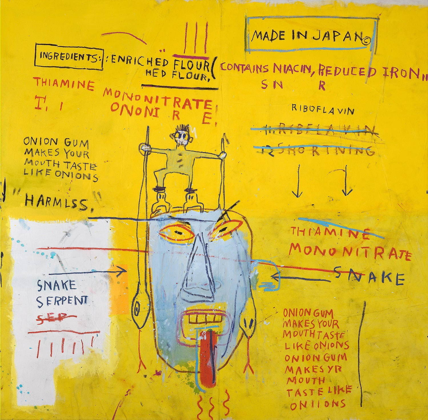 ジャン=ミシェル・バスキア