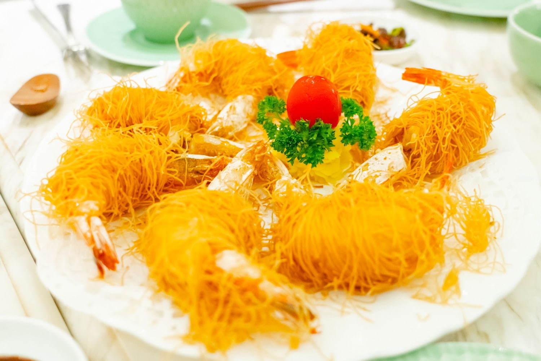 滿樂中菜(Moon Lok Chinese Restaurant)より
