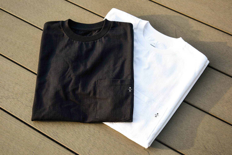 TRAVEL POCKET Tシャツ 各11,000円+税