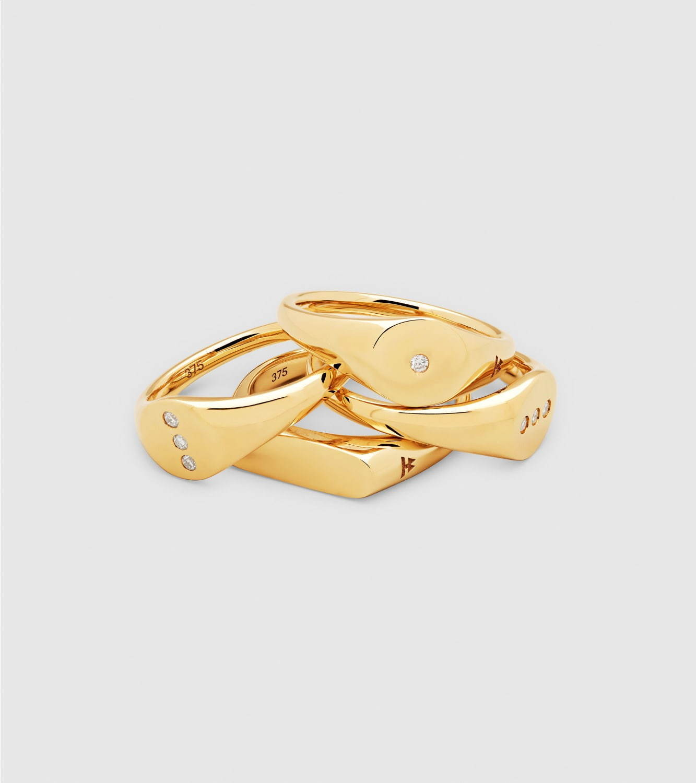 """timeless design 9a83c 8733b トムウッドより""""家族""""から着想を得た新作リング、ダイヤモンドや ..."""