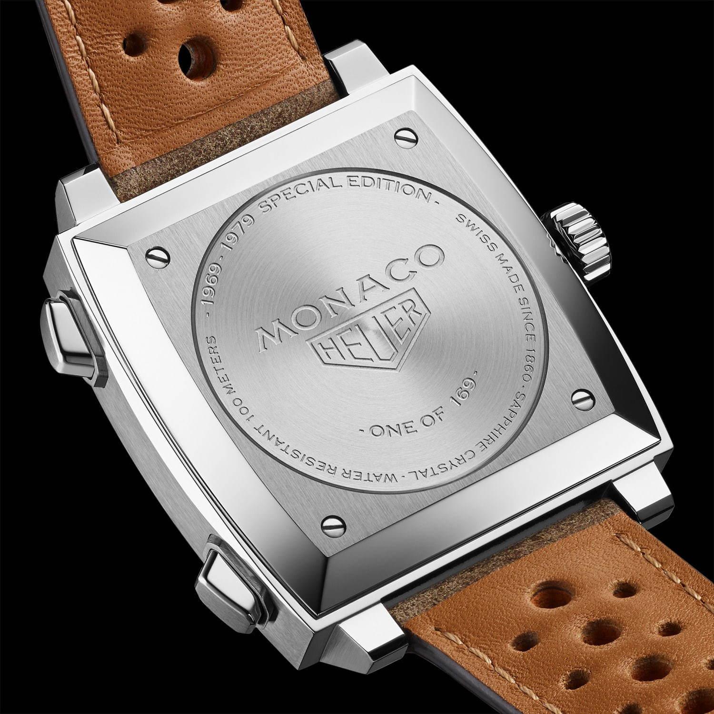 huge discount 629ef fc8d7 タグ・ホイヤー、腕時計「モナコ」誕生50年記念限定モデルの第1 ...