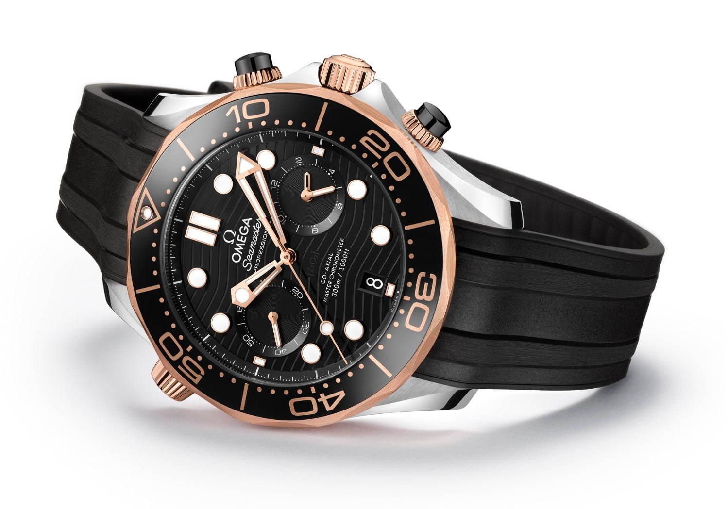 sports shoes 504c6 86e76 オメガ人気メンズ腕時計「シーマスター ダイバー300M」から新 ...