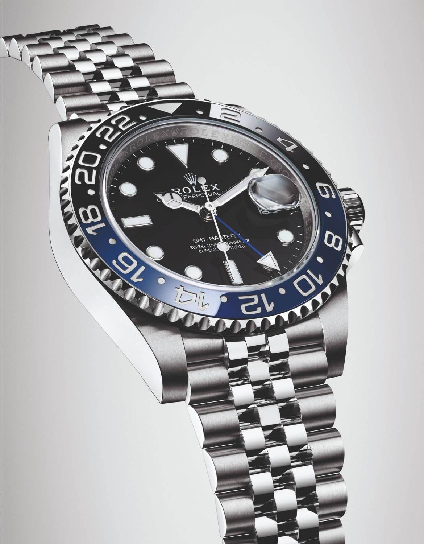finest selection 82938 ce058 ロレックス「GMTマスター Ⅱ」新モデル - 業界随一の堅牢性 ...