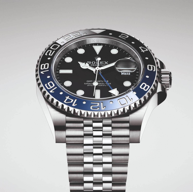 finest selection 922c4 0fdce ロレックス「GMTマスター Ⅱ」新モデル - 業界随一の堅牢性 ...