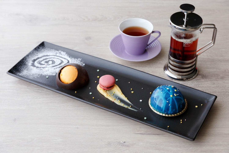 チョコ 宇宙