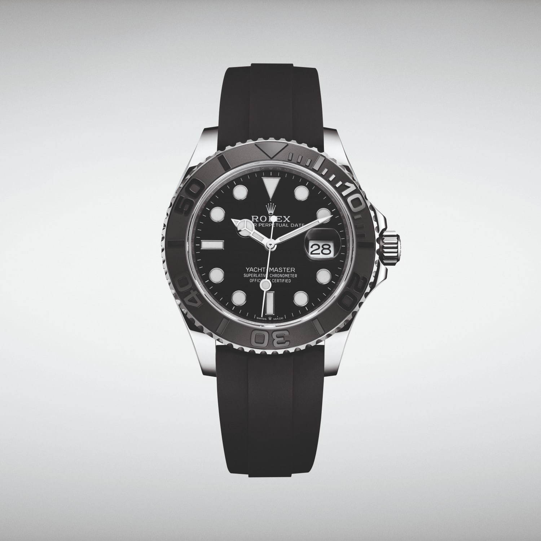 competitive price be1ce 31e06 ロレックス新作メンズ腕時計「ヨットマスター 42」新世代 ...