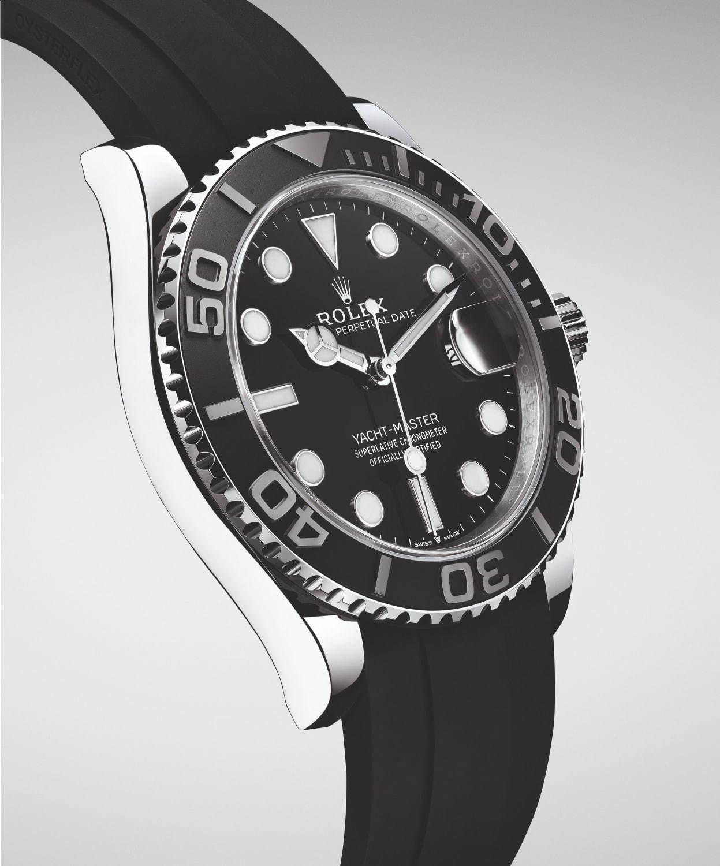 competitive price 72b51 90e57 ロレックス新作メンズ腕時計「ヨットマスター 42」新世代 ...