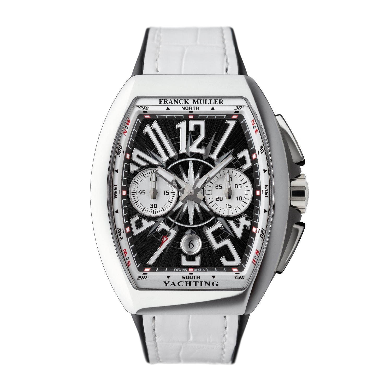 huge discount ef8aa f9400 フランク ミュラーの腕時計「ヴァンガード ヨッティング」新作 ...