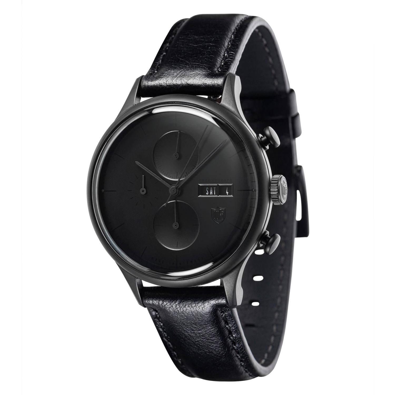 the latest 6bd1f 5aa44 ドイツ腕時計ブランド「ドゥッファ」オールブラックの新作 ...