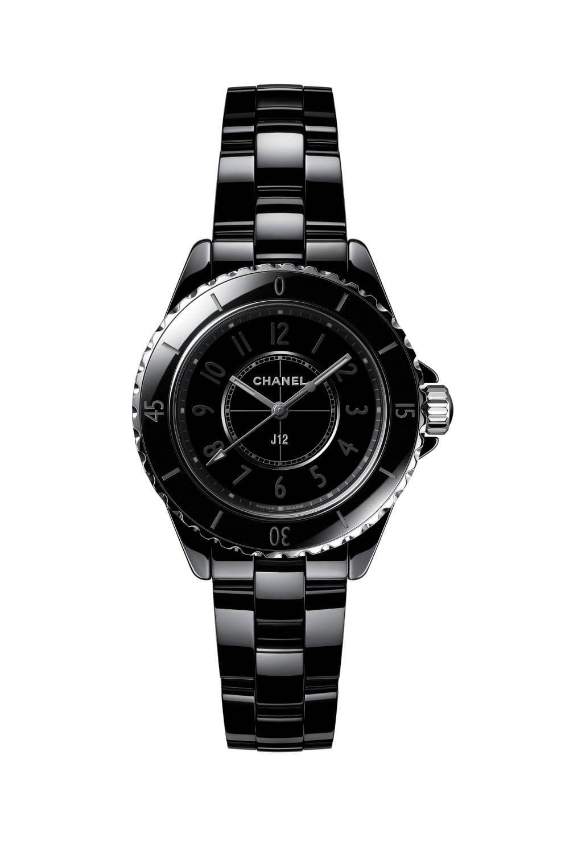 new product d85ee fb998 シャネルの新腕時計「J12 ファントム」ホワイト&ブラックの ...