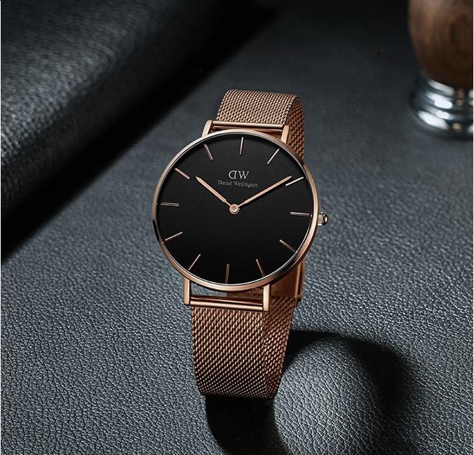 ダニエル・ウェリントンの腕時計「クラシックペティット」に36mm