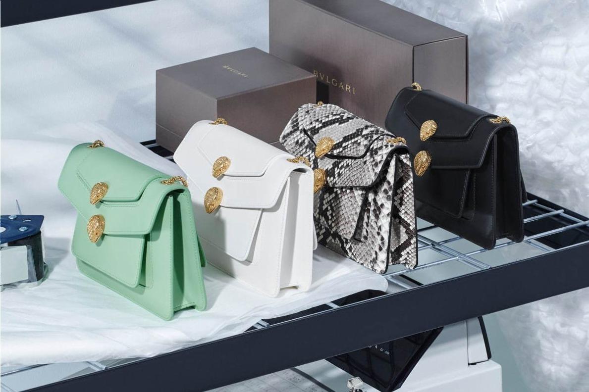 size 40 6bb0e 47e84 ブルガリ : BVLGARI - ファッションプレス