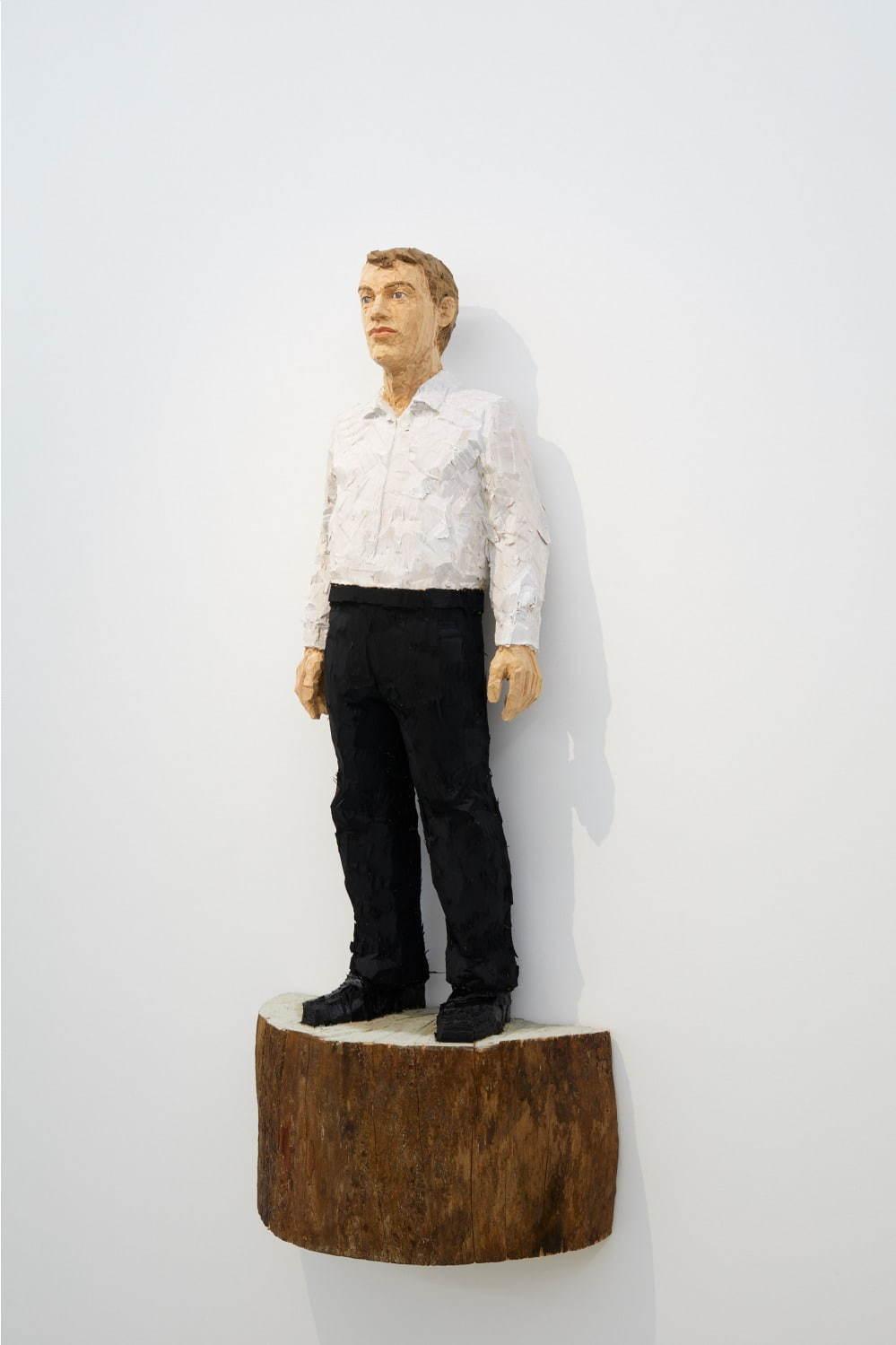 写真19/23 ドイツの彫刻家「シュテファン・バルケンホール展」六本木 ...