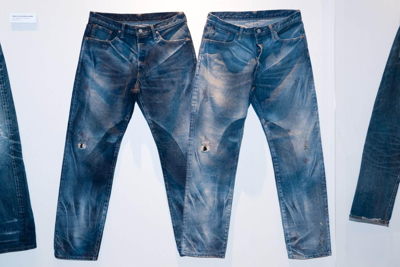 """「""""1本のジーンズ""""ができるまで、エドウインのものづくりに迫る」より"""