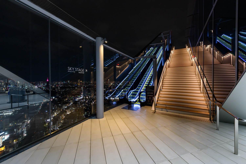 写真65/80|渋谷スクランブルスクエアの展望台「渋谷スカイ」地上約 ...