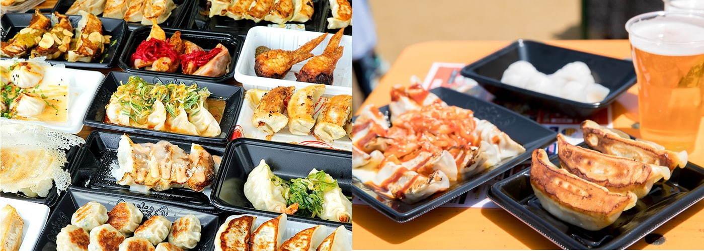 「餃子フェス」19年秋に東京・京都で - 肉汁系の焼き餃子&ご当地餃子、お土産コーナーも - 写真1