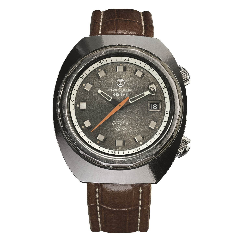 new product 72cd0 e4a7c 仮面ライダーゼロワン』主人公が着用、スイス腕時計ファーブル ...