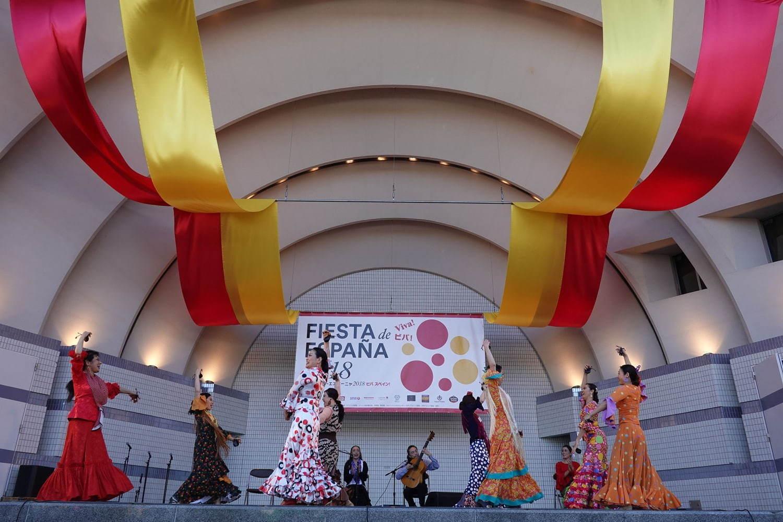 日本最大級スペインフェス「フィエスタ・デ・エスパーニャ2019」代々木公園で、巨大パエリア鍋が出現 - 写真4