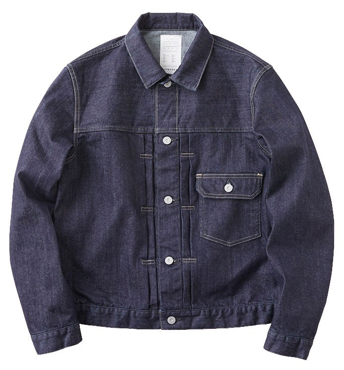 〈メンズ〉ARIAL DENIM JACKET MONSTER STRETCH (インディゴ) 23,000円+税