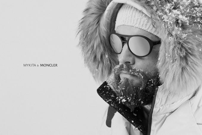 マイキータ×モンクレールのコラボアイウェア第2弾「リオネル」が登場-画像1