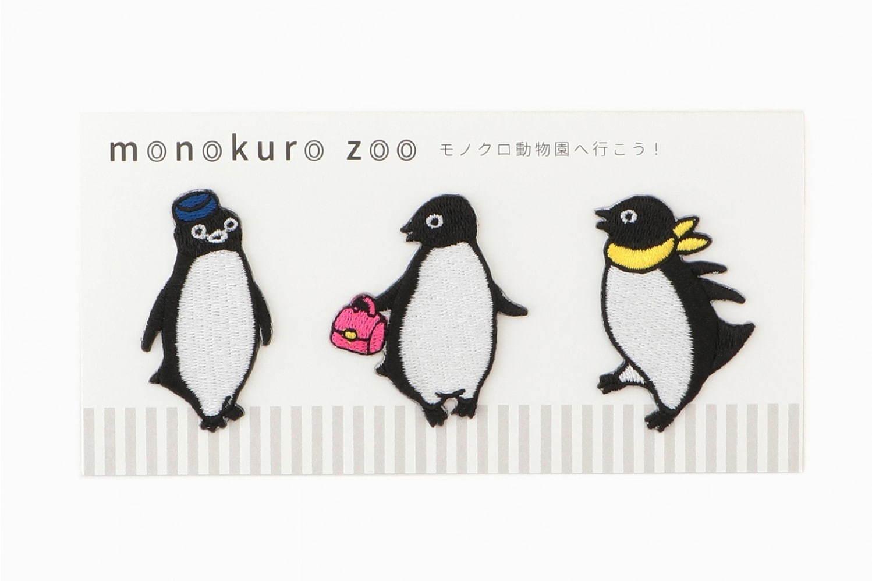 Suicaのペンギン作家による限定ストア モノクロ動物園 伊勢丹新宿で 原画や限定グッズなど ファッションプレス