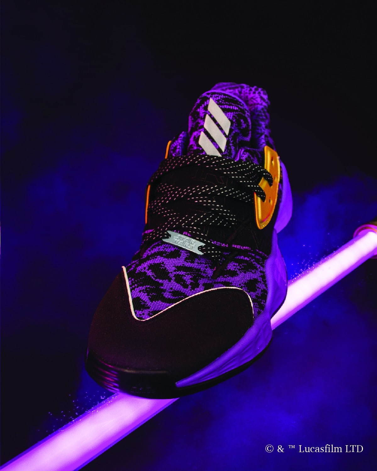 HARDEN VOL 4 STAR WARS: LIGHTSABER PURPLE