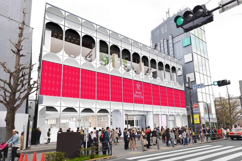 アットコスメ最大の旗艦店「アットコスメ 東京」原宿駅前に、ブランド ...