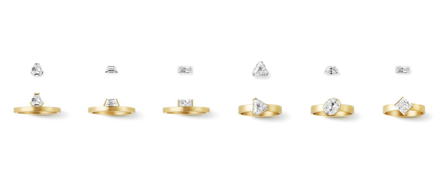 「Exclusive Diamond Collection」