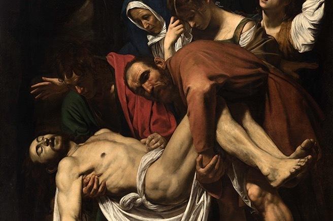 カラヴァッジョ《キリストの埋葬》展」国立新美術館で、バロック先駆者の代表作へと多角的に迫る - ファッションプレス