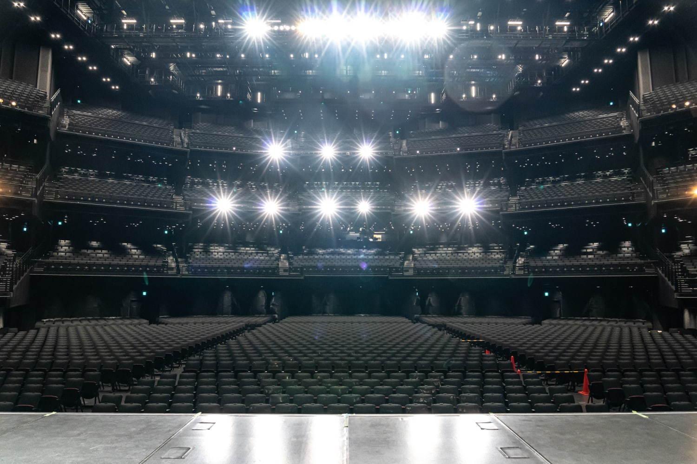 ガーデン シアター 座席 東京 東京ガーデンシアターのアクセス・キャパ・座席・駐車場・スケジュール等の会場情報
