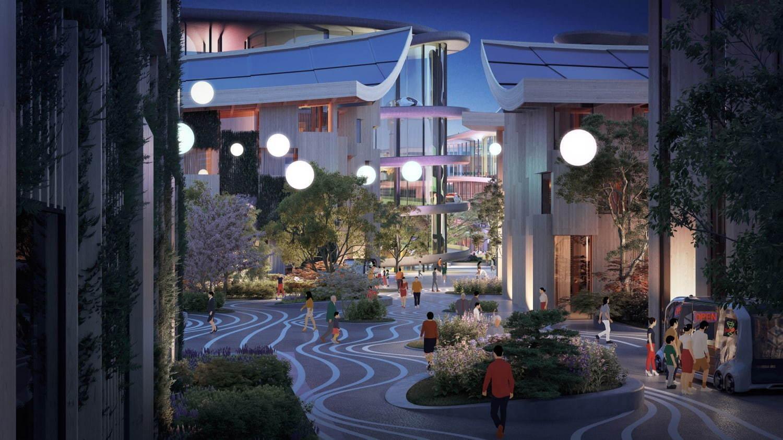 """トヨタが実験都市「ウーブン・シティ」を静岡に開発へ、ロボットやAI技術を駆使した""""スマートシティ"""" - 写真6"""