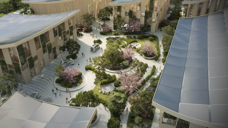 トヨタ ウーブン シティ トヨタの未来都市「ウーブン・シティ」に住む方法は?