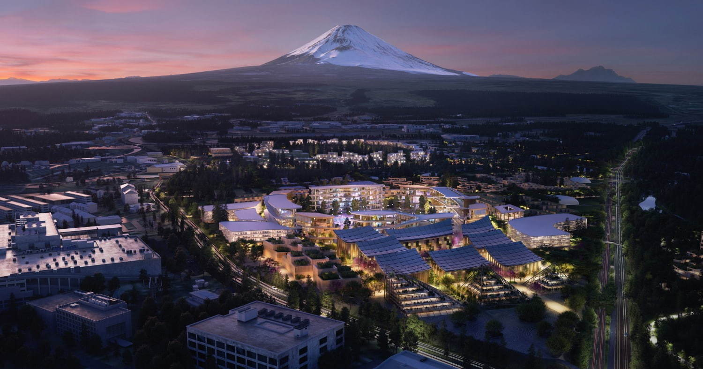 """トヨタが実験都市「ウーブン・シティ」を静岡に開発へ、ロボットやAI技術を駆使した""""スマートシティ"""" - 写真1"""