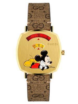 """グッチとディズニーによる""""ミッキーマウス""""の限定メンズ&ウィメンズウェア、バッグや腕時計も 画像25"""