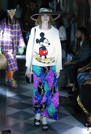 """グッチとディズニーによる""""ミッキーマウス""""の限定メンズ&ウィメンズウェア、バッグや腕時計も 画像53"""
