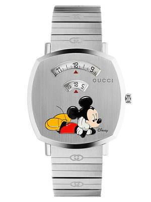 """グッチとディズニーによる""""ミッキーマウス""""の限定メンズ&ウィメンズウェア、バッグや腕時計も 画像26"""