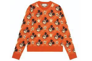 """グッチとディズニーによる""""ミッキーマウス""""の限定メンズ&ウィメンズウェア、バッグや腕時計も 画像60"""