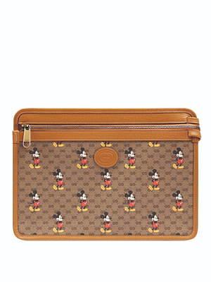 """グッチとディズニーによる""""ミッキーマウス""""の限定メンズ&ウィメンズウェア、バッグや腕時計も 画像13"""