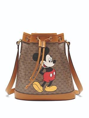 """グッチとディズニーによる""""ミッキーマウス""""の限定メンズ&ウィメンズウェア、バッグや腕時計も 画像1"""