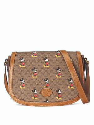 """グッチとディズニーによる""""ミッキーマウス""""の限定メンズ&ウィメンズウェア、バッグや腕時計も 画像6"""