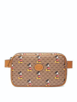 """グッチとディズニーによる""""ミッキーマウス""""の限定メンズ&ウィメンズウェア、バッグや腕時計も 画像14"""