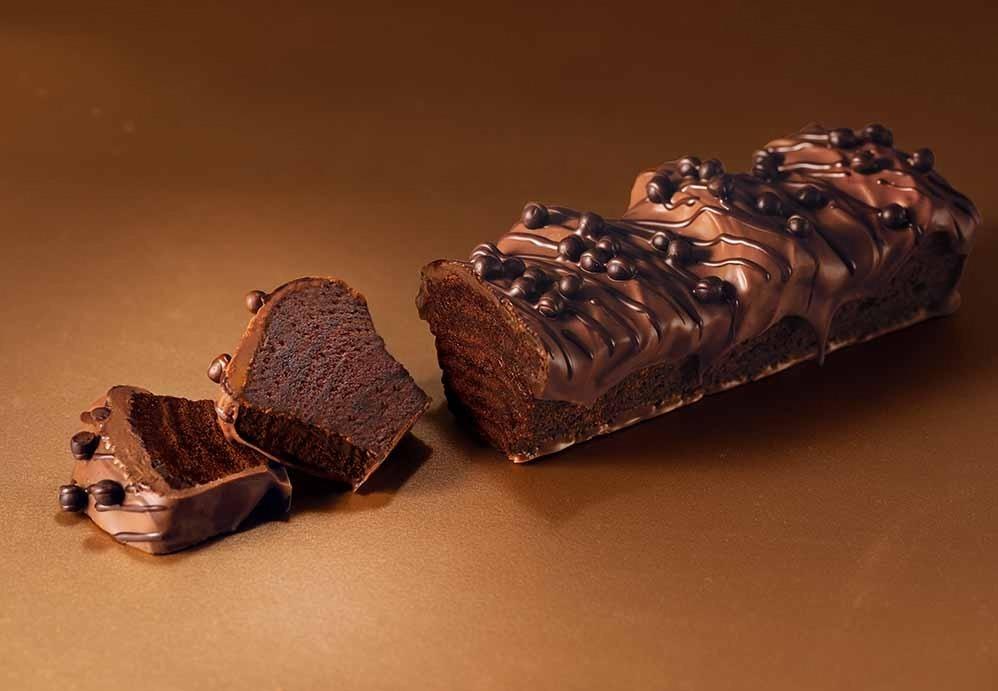 <ねんりん家>チョコバームクーヘン「デ・ラ・ショコラ ギンザ」濃密チョコの贅沢な味わい