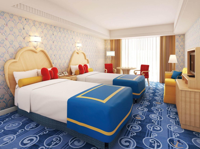東京 ホテル ディズニー