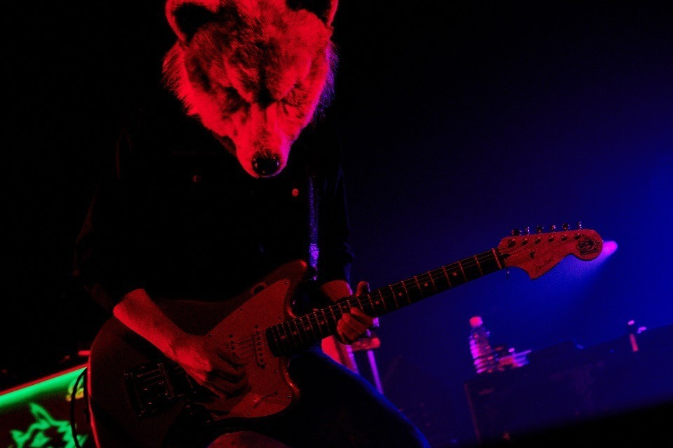 MAN WITH A MISSION、野外フェス&ワンマンライブ「THE MISSION」苗場で開催 画像3