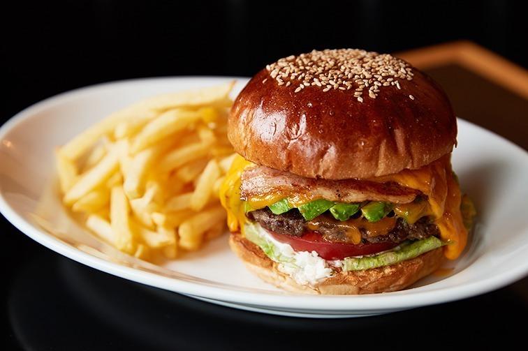 ハンバーガー ショップ