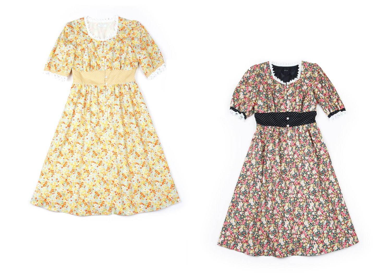 マリーゴールド ドレス 23,000円